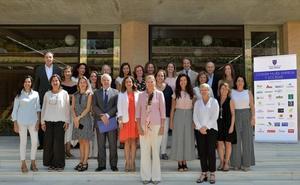 Primera reunión del consejo asesor de la Cátedra 'Mujer, Empresa y Sociedad' del Instituto San Telmo con Marifrancis Peñarroya como presidenta