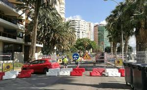 Comienzan las obras de la nueva plaza de La Malagueta