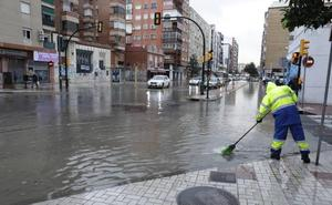 El Centro de Emergencias gestiona 332 incidencias por la lluvia en las últimas 24 horas en la provincia