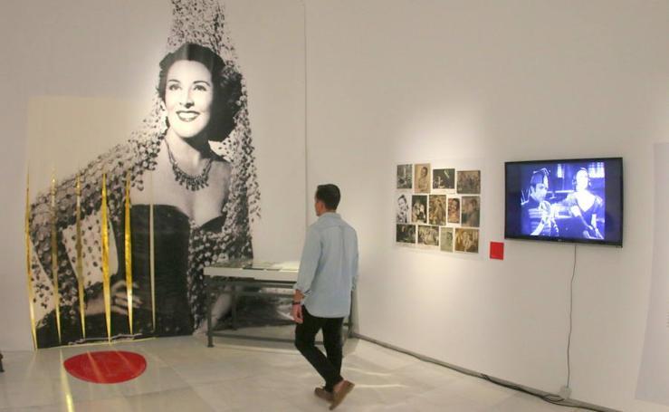 Así es la exposición 'Imperio Argentina: mirada sobre un mito'