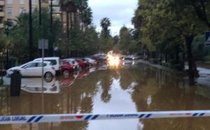 Marbella habilitará una partida económica extraordinaria para atender los daños por las lluvias