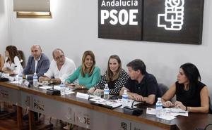 El PSOE estrena listas abiertas para elegir a los aspirantes al Parlamento de Andalucía