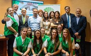 La Fundación Unicaja crea un club de voluntarios para implicar a la sociedad en sus proyectos sociales, culturales y educativos