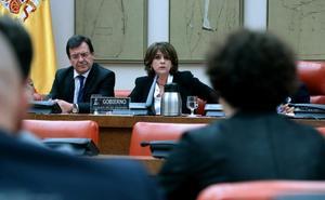 Delgado acusa a varios dirigentes del PP de «alimentar» las «cloacas» de Villarejo