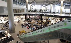 El aeropuerto de Málaga roza los dos millones de pasajeros en septiembre, con un alza del 0,2%