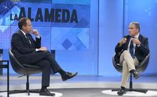 Elías Bendodo, protagonista en 'La Alameda'