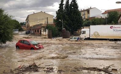 El pueblo de Cebolla pide su declaración como zona catastrófica y cuantifica los daños de la riada en un millón de euros