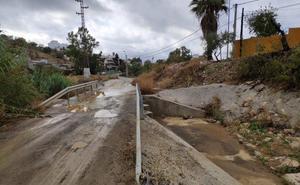 Puerto de la Torre: Arroyo España hace aguas