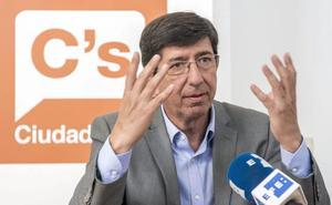Ciudadanos da un giro y promete que no volverá a facilitar el Gobierno del PSOE en Andalucía