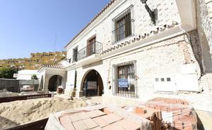Torremolinos prepara la apertura del mercado gourmet de Sabor a Málaga