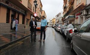 Mijas y Fuengirola iniciarán esta semana la reforma de calle La Unión