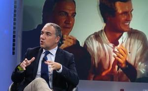 Elías Bendodo: «Hay un momento de hastío en Andalucía tras 40 años de socialismo»