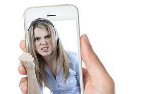 Cerco al acoso de llamadas comerciales
