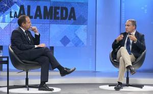 Elías Bendodo: «Para un gobierno del PP en la Junta será una prioridad la solución al Guadalmedina»