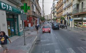 Cuatro detenidos por causar daños valorados en 1.500 euros en un bar de calle Victoria de la capital