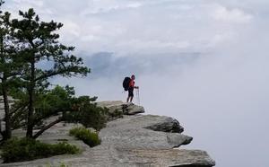 Jon Galdos finaliza la Appalachian Trail en cinco meses de supervivencia