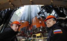 Componentes de la misión abortada volarán a la Estación Espacial la próxima primavera
