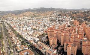 El Ayuntamiento detecta diez mil viviendas deshabitadas en Málaga