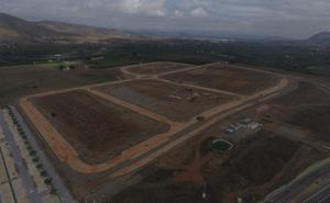 El polígono industrial junto al hospital del Guadalhorce estará disponible en febrero