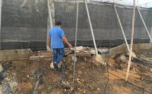 IU denuncia que una actuación en un cauce ocasiona desbordamientos en Valle-Niza