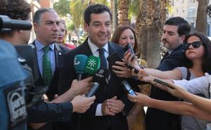 Moreno afirma que la promesa de Marín de no pactar con el PSOE no tiene «valor ni credibilidad»