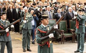 Honor, deber y patria por el Pilar