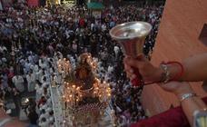 La Virgen de la Soledad del Santo Traslado por la Trinidad
