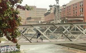 Finaliza el aviso amarillo que ha dejado lluvias moderadas en la provincia de Málaga