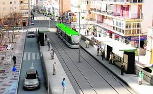 La Junta mantiene los planes para licitar el metro al Hospital Civil a pesar de las elecciones