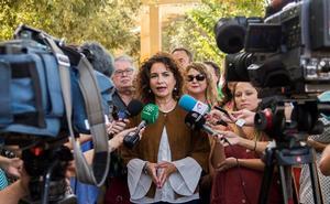 Montero corrige a la Junta y dice que los PGE incluirán dos mil millones adicionales y no mil para Andalucía