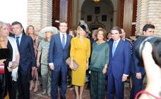Pasado y presente del PP, de boda en Marbella