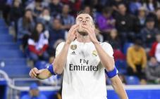 Bale vuelve a Madrid y no jugará contra Irlanda