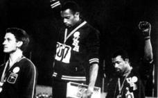 Cincuenta años después, los ecos de las protestas del 'Black Power' aún retumban