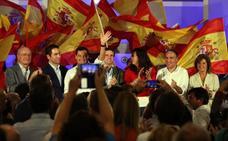 Casado: «Andalucía le ha dado mucho al socialismo y el socialismo no le ha dado nada a Andalucía»