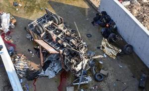 Al menos 22 muertos en Turquía por el accidente de un camión que transportaba migrantes