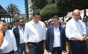 Bernal asegura que Sánchez está en disposición de firmar el convenio para que llegue a Marbella el dinero de las multas