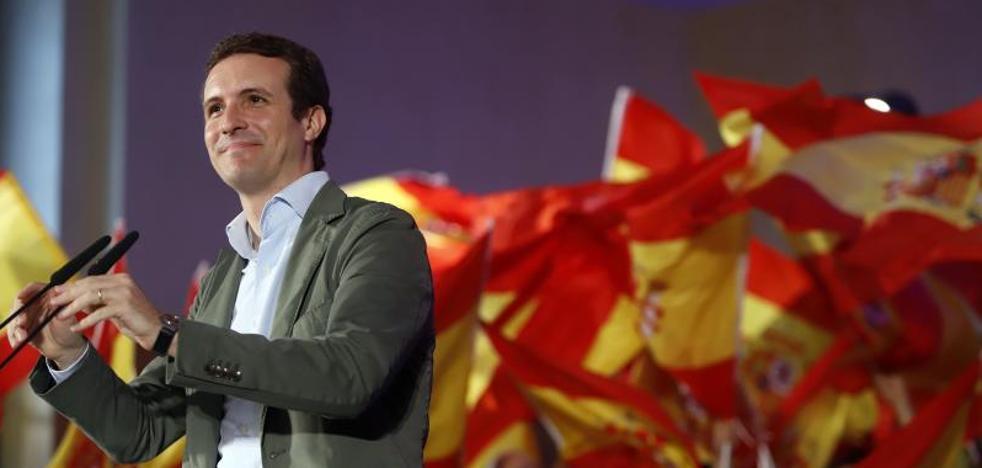 Casado se desmarcará de los Presupuestos de España en Bruselas