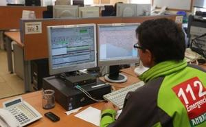 El 112 gestionó 1.321 emergencias en la provincia de Málaga durante el Puente del Pilar