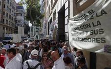 Los servicios mínimos reducen el impacto de la huelga de médicos en los centros de salud de Málaga
