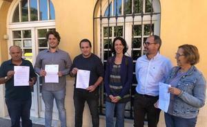 Unidos Podemos exige respuestas a las obras de acceso a Arroyo de la Miel
