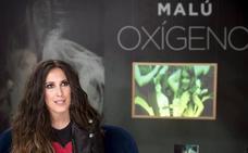 Malú suspende su gira, que empezaba este viernes en Málaga