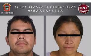 'El monstruo de Ecatepec' y 'La novia de Chuky', los mayores asesinos en serie de México