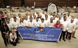 Un homenaje con mucho sabor para 300 voluntarios de AVOI