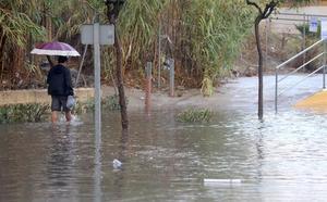 Buscan en Coín a un británico de 74 años desaparecido desde las inundaciones