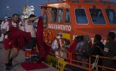 Vecinos de El Bulto se oponen a un centro para migrantes en el Puerto de Málaga