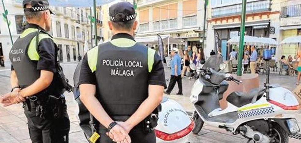 La Policía Local de Málaga reclama armas largas para servicios de riesgo
