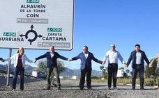 El PP vuelve a denunciar los retrasos en la construcción del acceso norte al aeropuerto de Málaga