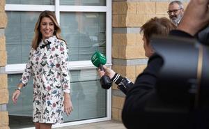 TVE presiona a Susana Díaz y le invita a tres cara a cara con Moreno, Rodríguez y Marín