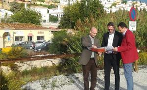 Mijas conectará El Lagarejo y la carretera a Fuengirola con un puente