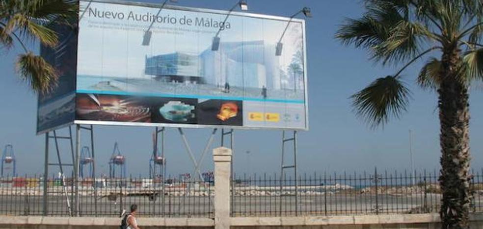 El alcalde de Málaga se opone a una reunión sobre el Auditorio antes de las elecciones